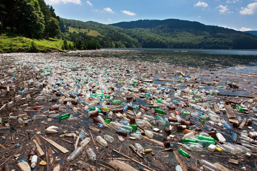 problems caused by oceanic rubbish and
