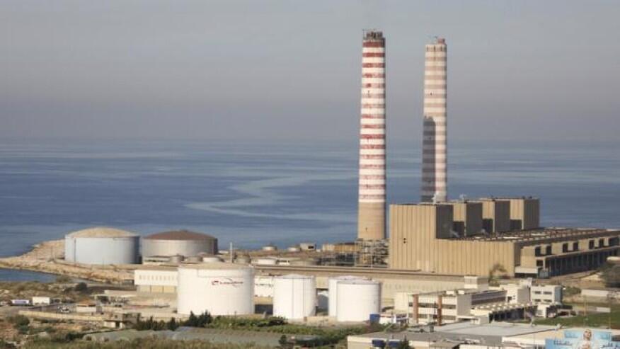 L'EDL : pas de nappes de pétrole au large de la centrale électrique de Zouk