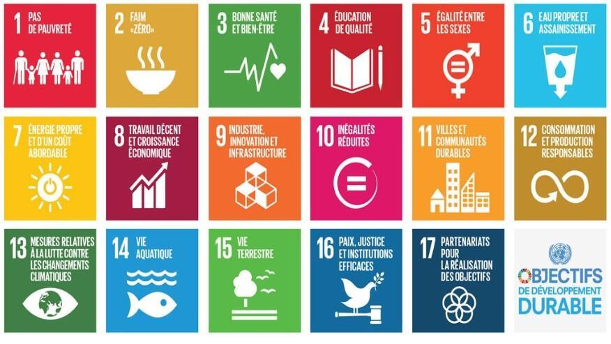 La France présente ses objectifs de développement durable à l'ONU