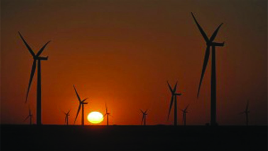 Wind power produced 140% of Denmark's electricity demand