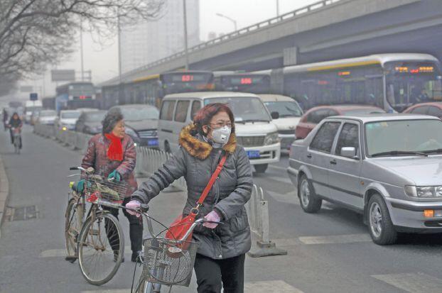 بكين تبني ممرات تهوية للمساعدة في مواجهة تلوث الهواء Greenarea Me