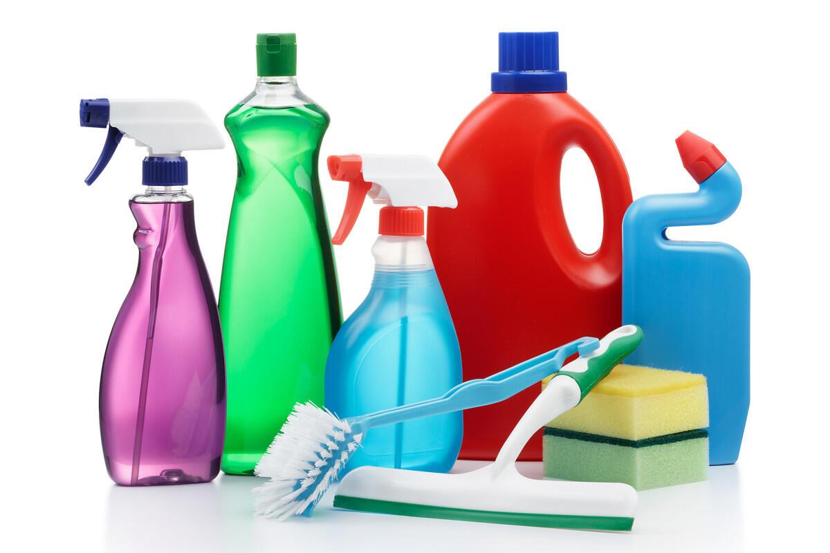 Productos de limpieza - Casas de limpieza ...