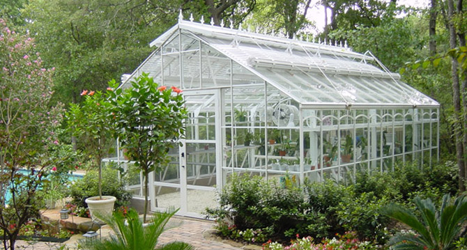 The importance of greenhouses