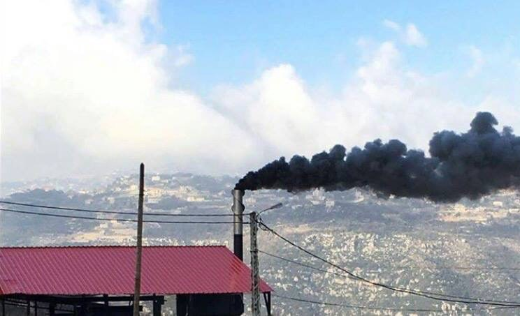 Who holds the polluters accountable?… Dhour el Shweir victim of waste Incineration