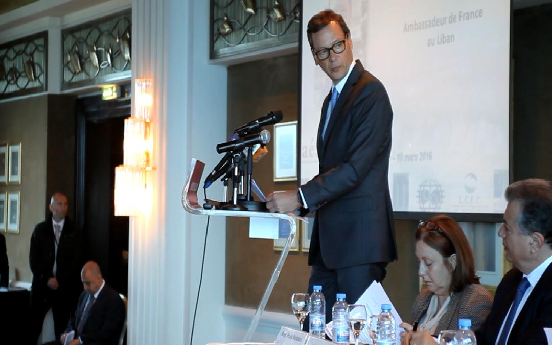 Congrès sur les politiques d'adaptation en matière d'énergie dans la région méditerranéenne
