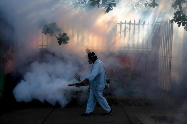 Zika: 4 cas autochtones «probables» en Floride