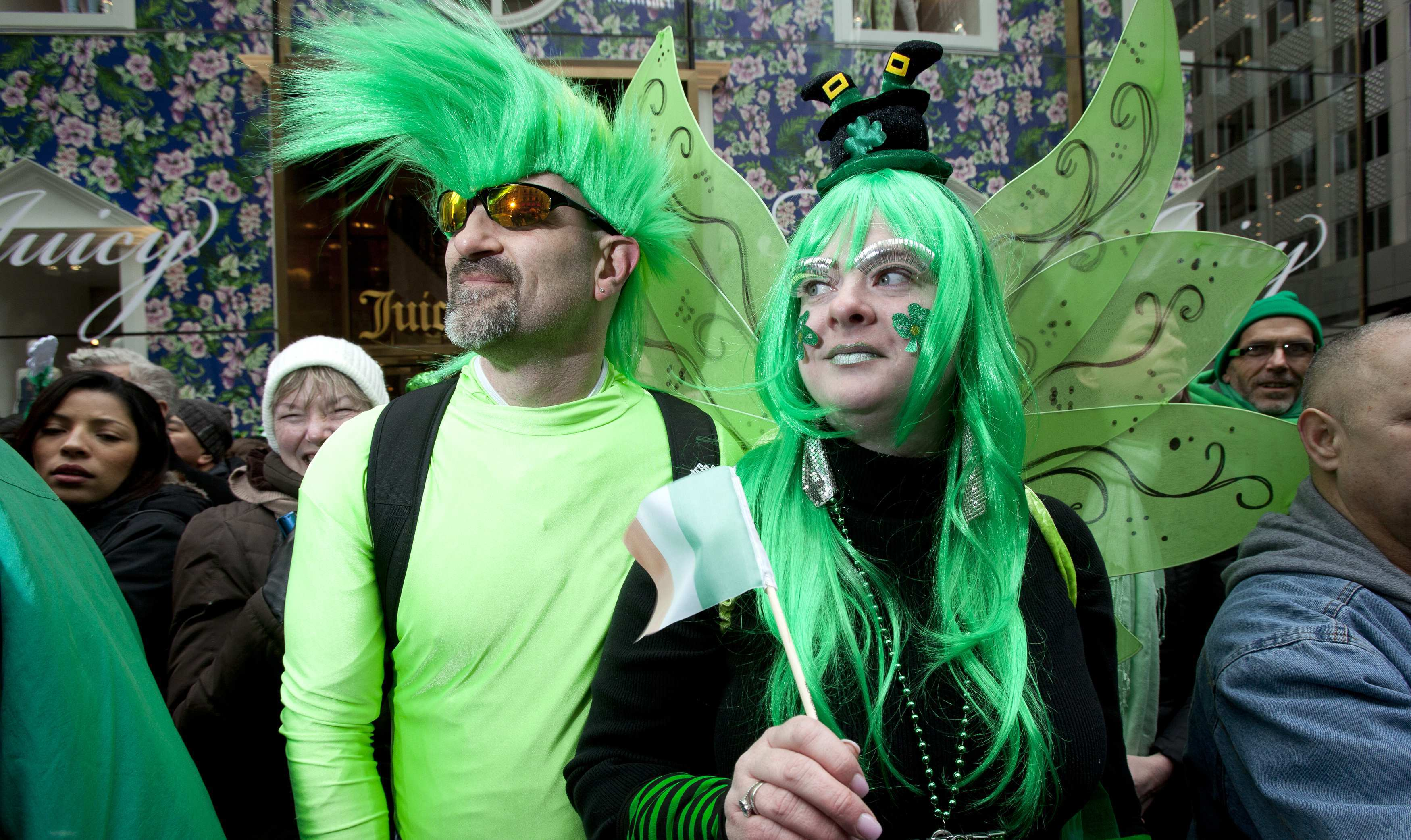 St patrick s festival belfast 2014