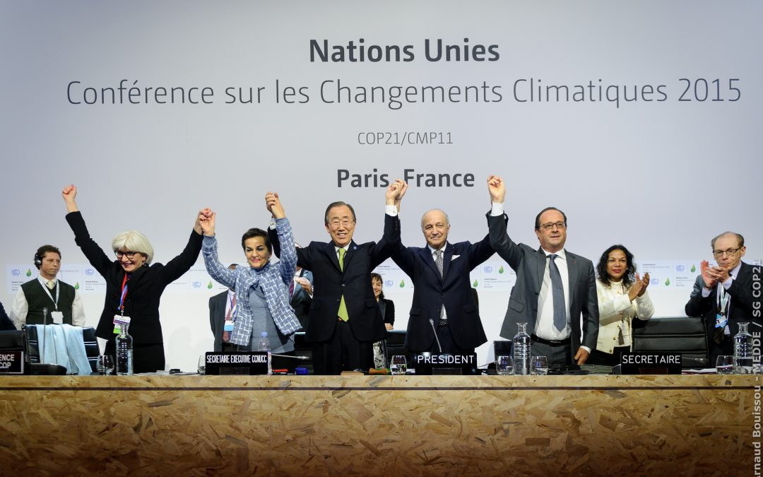 The #ParisAgreement could be the most important global accord of our generation. Here's why