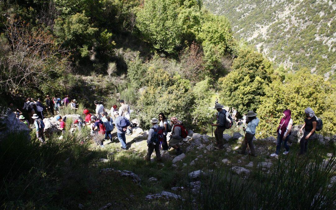 Sentier de 470 km pour découvrir l'héritage libanais