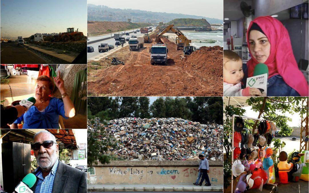 Costabrava Landfill… Suffocating the Lebanese