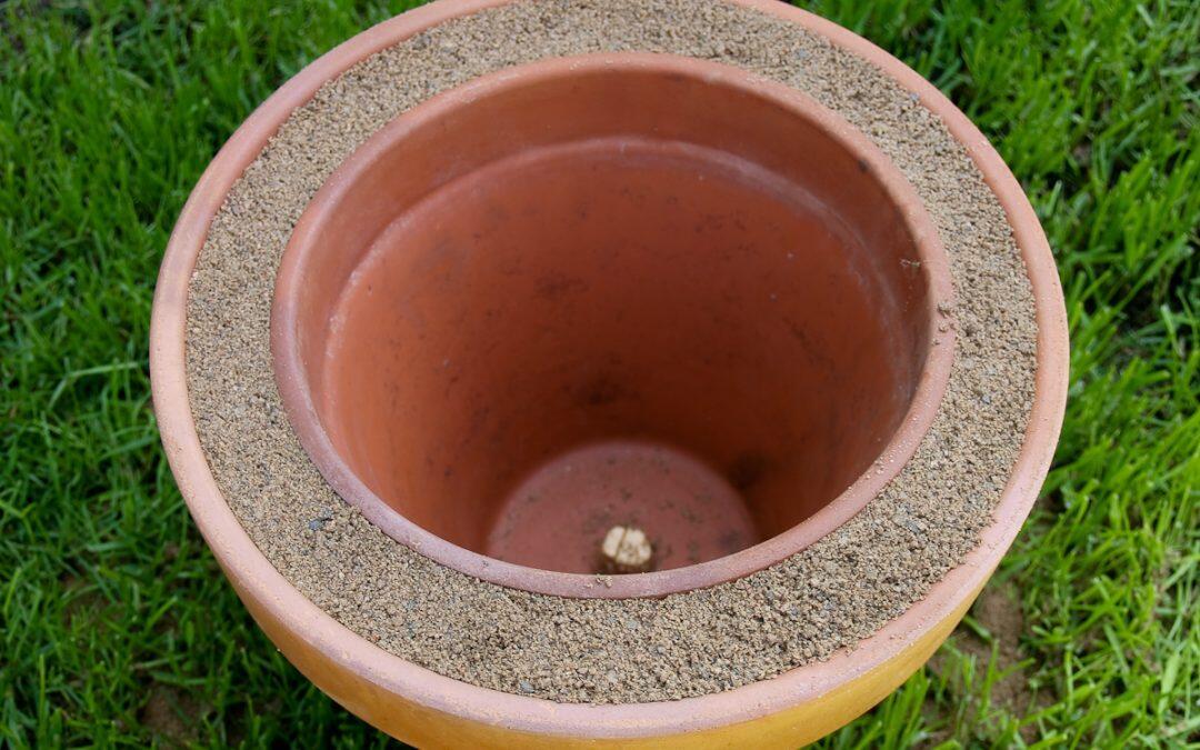 """Zeer pot"": un frigo 100% Écologique"