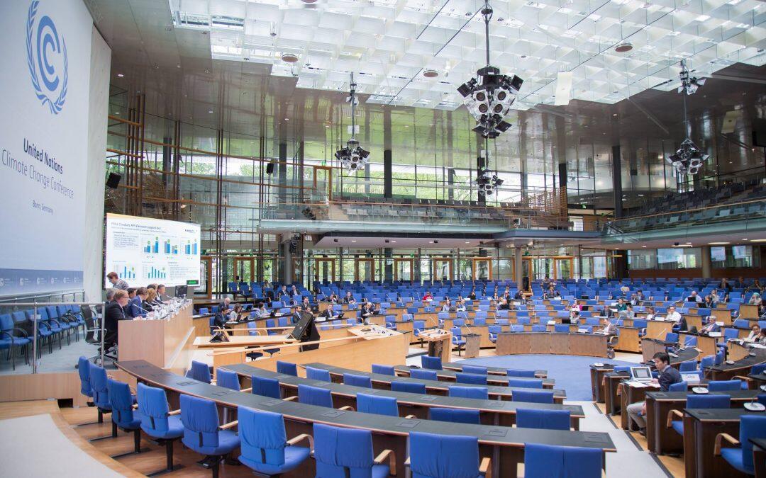 L'Esprit de Paris se poursuit tandis que les gouvernements entament la mise en œuvre du nouvel accord emblématique