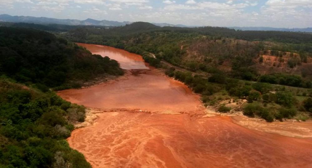 ONGs brasileñas denuncian ante CIDH pacto Gobierno-empresas para reparar desastre minero