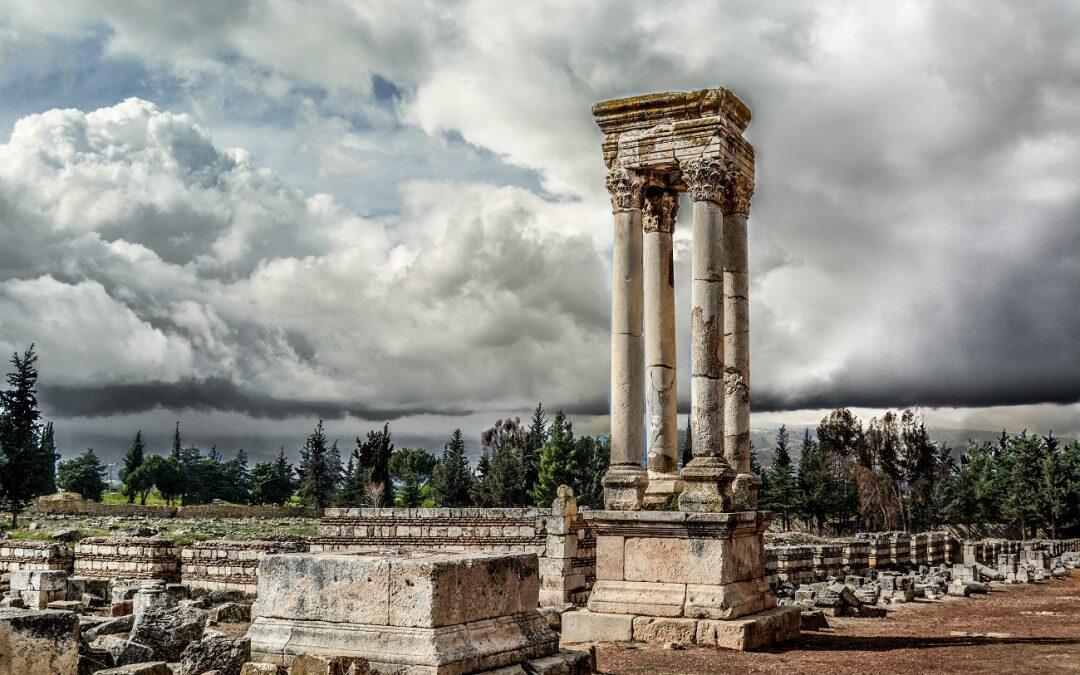 Des lieux touristiques merveilleux au Liban