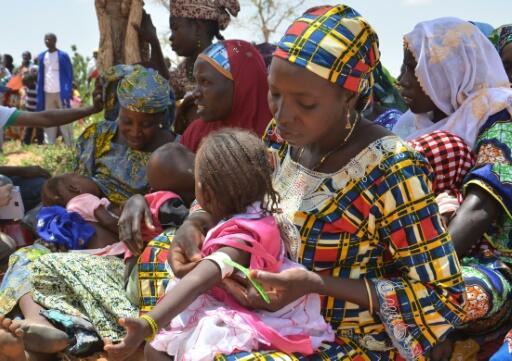 Au Niger, les mères au coeur du combat contre la malnutrition