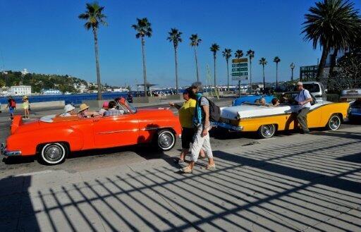 Cuba: ces Américains qui bravent les restrictions au tourisme