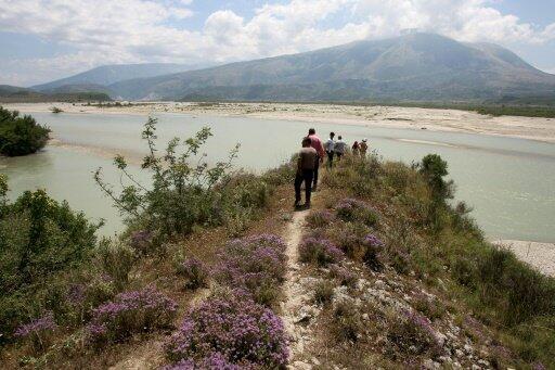 Albanie: Kut, village sacrifié sur l'autel du tout hydroélectrique
