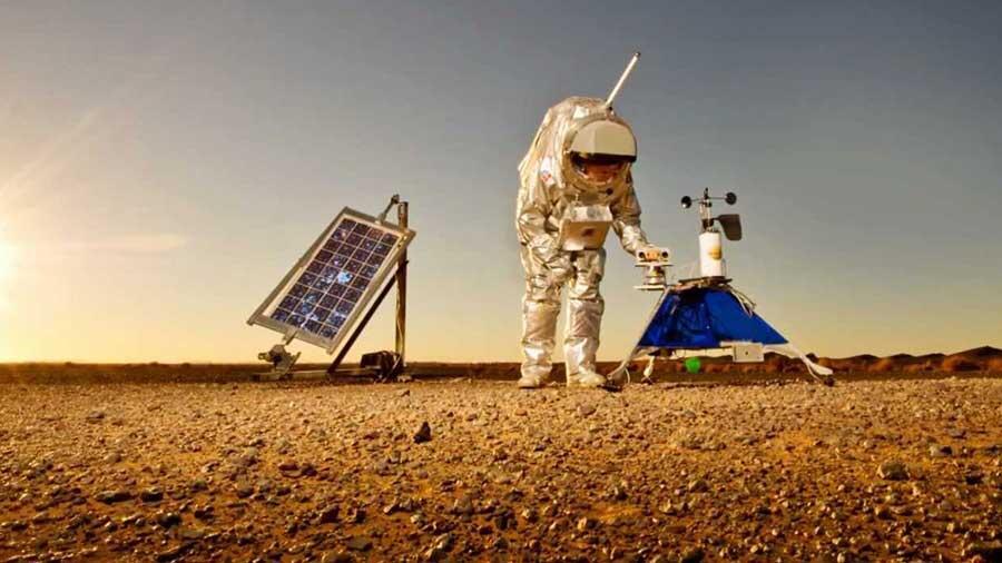 Compilan microfósiles de corteza océanica para buscar análogos en Marte
