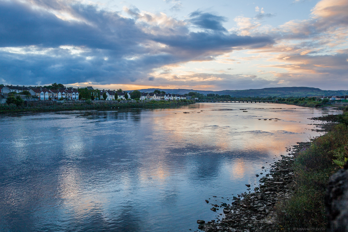 Irelands River Shannon will it solve Dublins water
