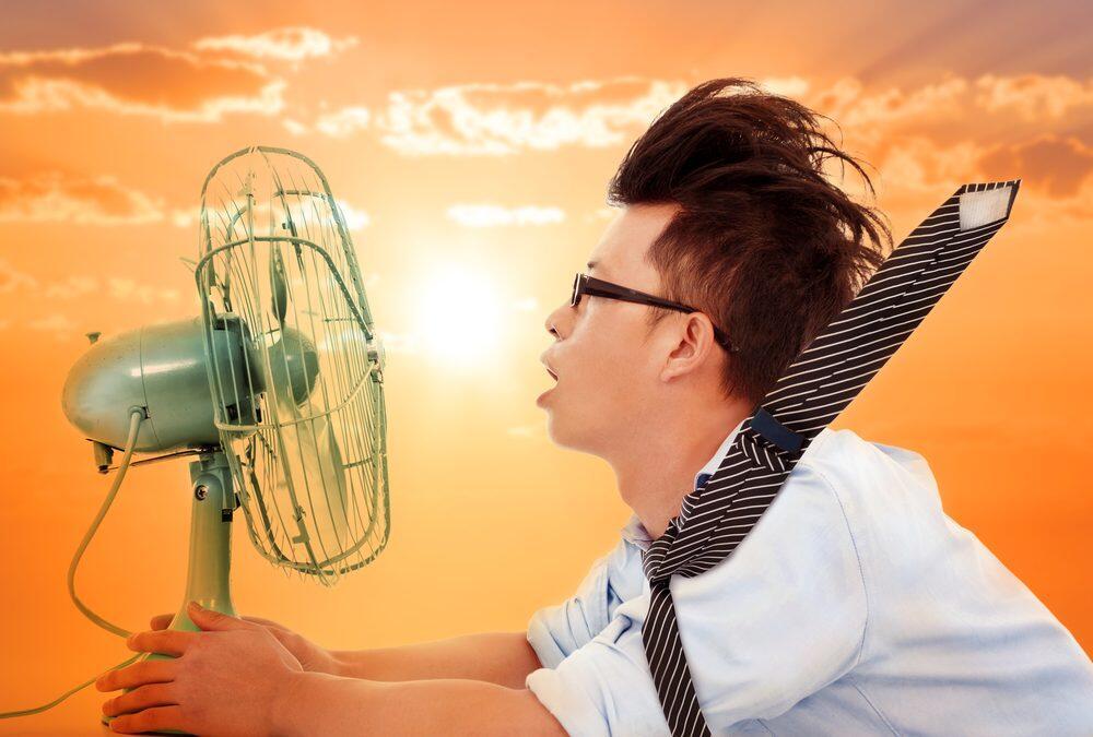 Record inquiétant des températures dans le monde