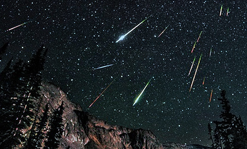 The meteor shower Perseids 2016 - Rosie Daccache ...