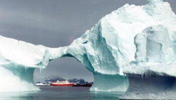 50 عالما إلى القطب الجنوبي لدراسة الاحتباس الحراري