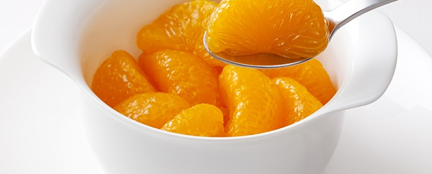 Fall in Spanish canned mandarin prices to the UK