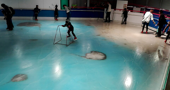 Japan skating rink forced to close after freezing 5,000 fish