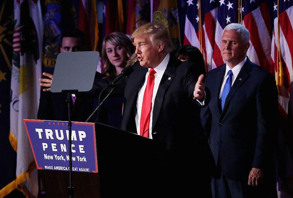 ترامب يبحث عن سبل سريعة للانسحاب من اتفاق المناخ العالمي؟؟