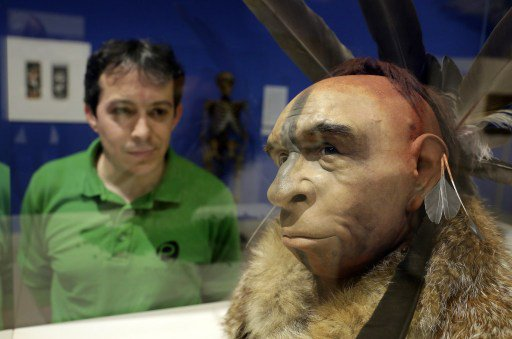 New Discovery About Neanderthals