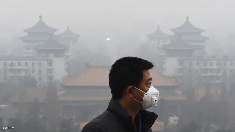 بكين تصدر تحذيرا من ارتفاع شديد في تلوث الهواء Greenarea Me