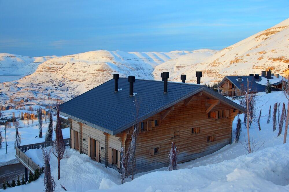 تقرير لبنان الوطني الثالث بشأن تغير المناخ : وداعاً للثلوج في 2090