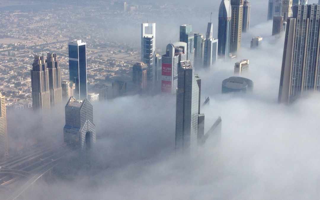 UAE weather: Thick fog and an increase in humidity