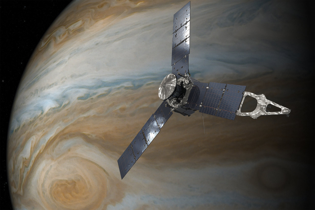 NASA Juno Mission Prepares for December 11 Jupiter Flyby - GreenArea.me