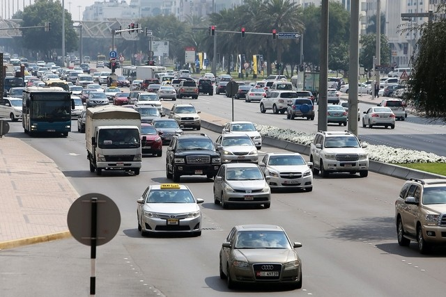 Eco-driving important for UAE until public transport serves needs