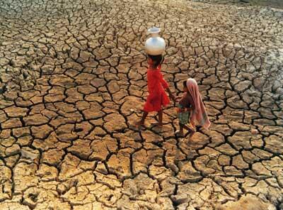 La gran lucha contra la Desertificación y la Sequía!!