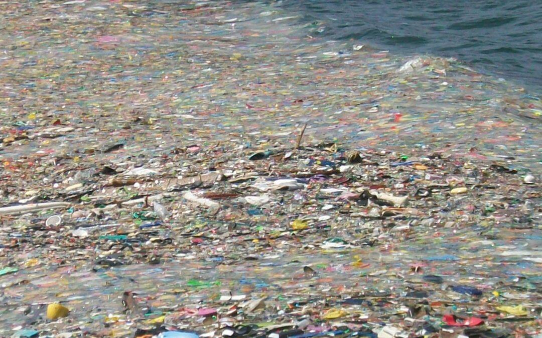 island of trash … in thailand