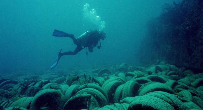 Solo un 13% de los océanos del mundo permanece salvaje!!!