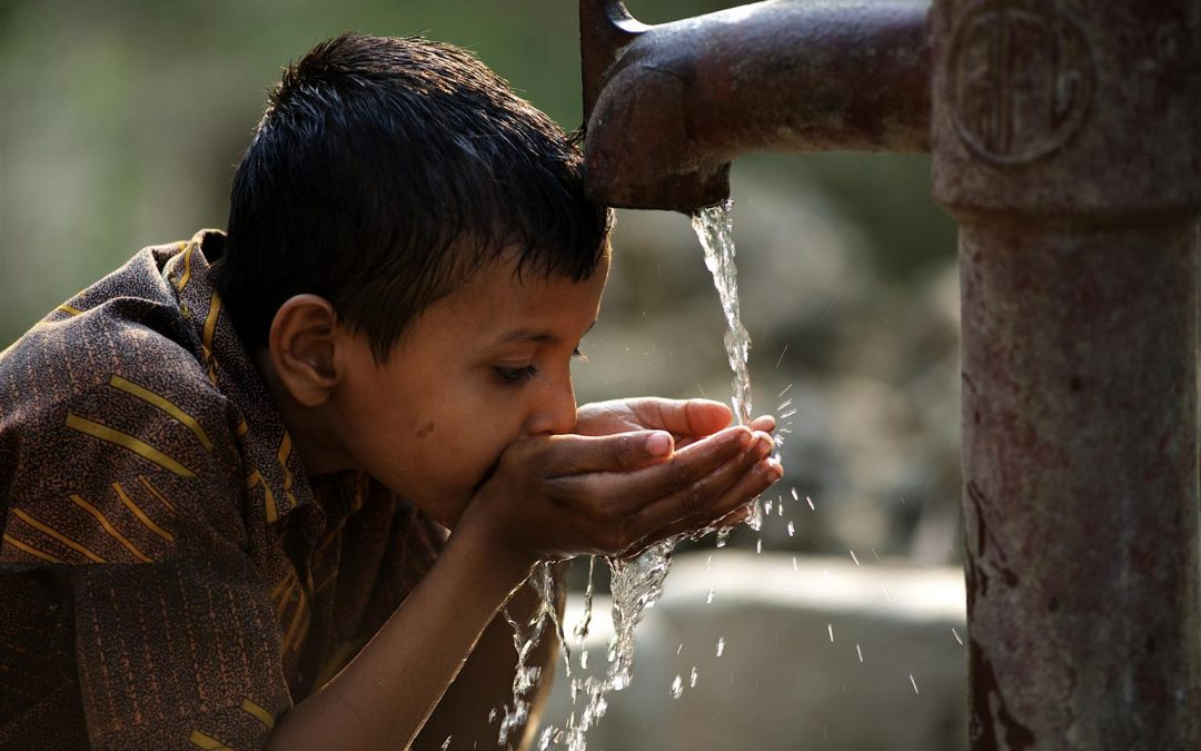 788b7ff22 UNICEF Alert: 600 million children will live with severe water shortages in  2040