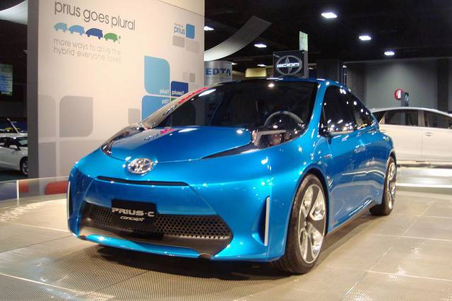 Kelley Blue Book Ranks Best Eco Friendly Cars