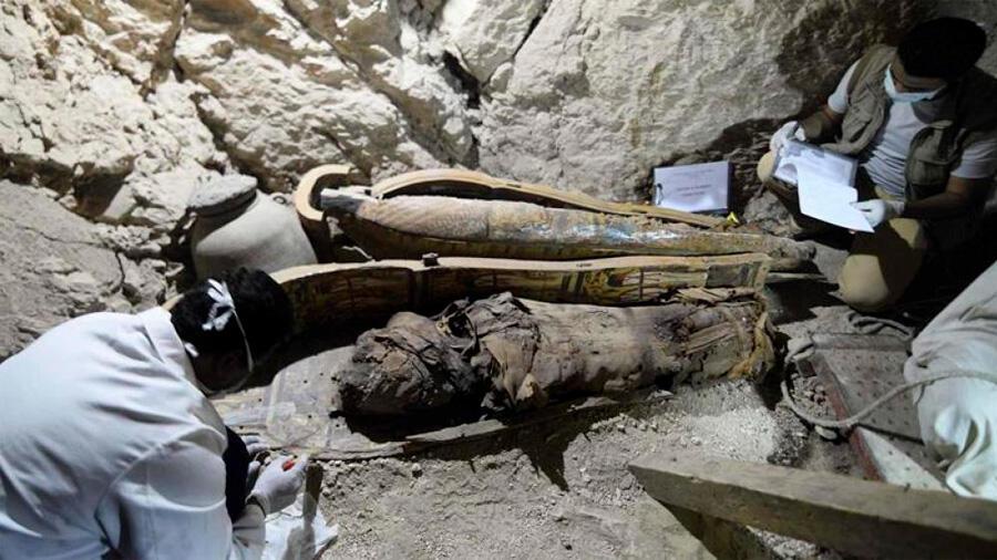 Subastan busto del faraón Tutankamón en 6 mdd