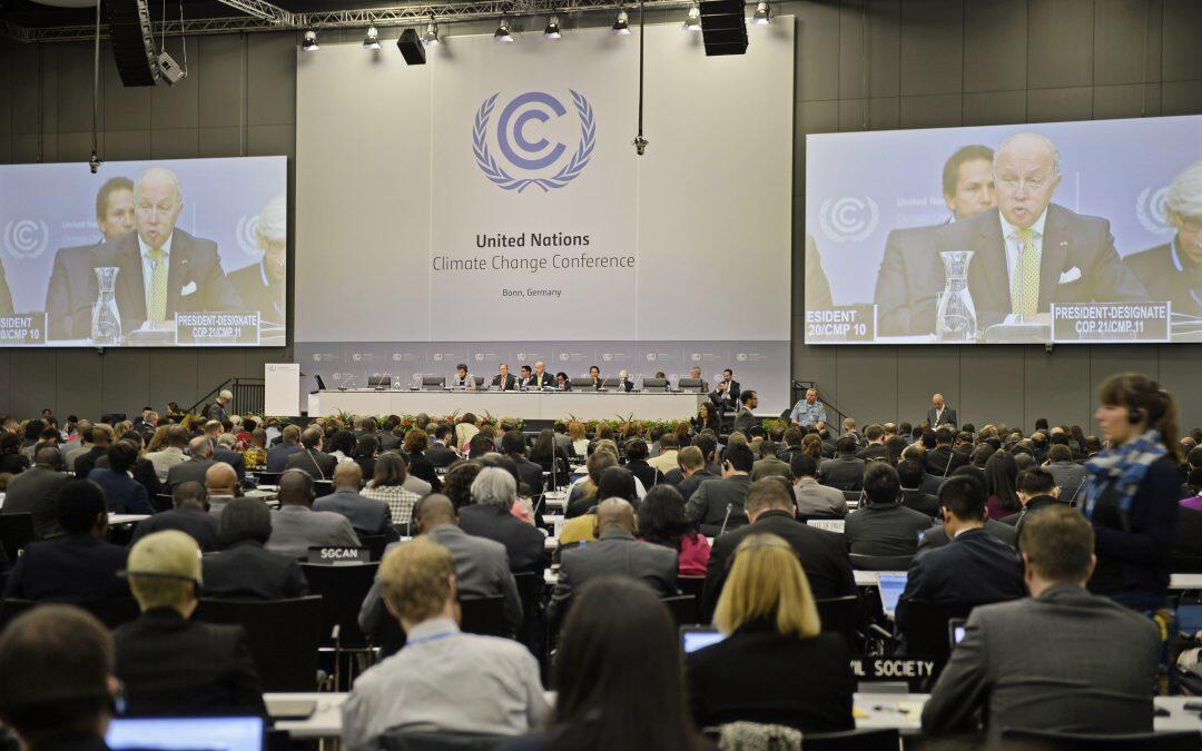 """مؤتمر بون للمناخ يواصل أعماله… اتفاق باريس """"يترنح!"""""""