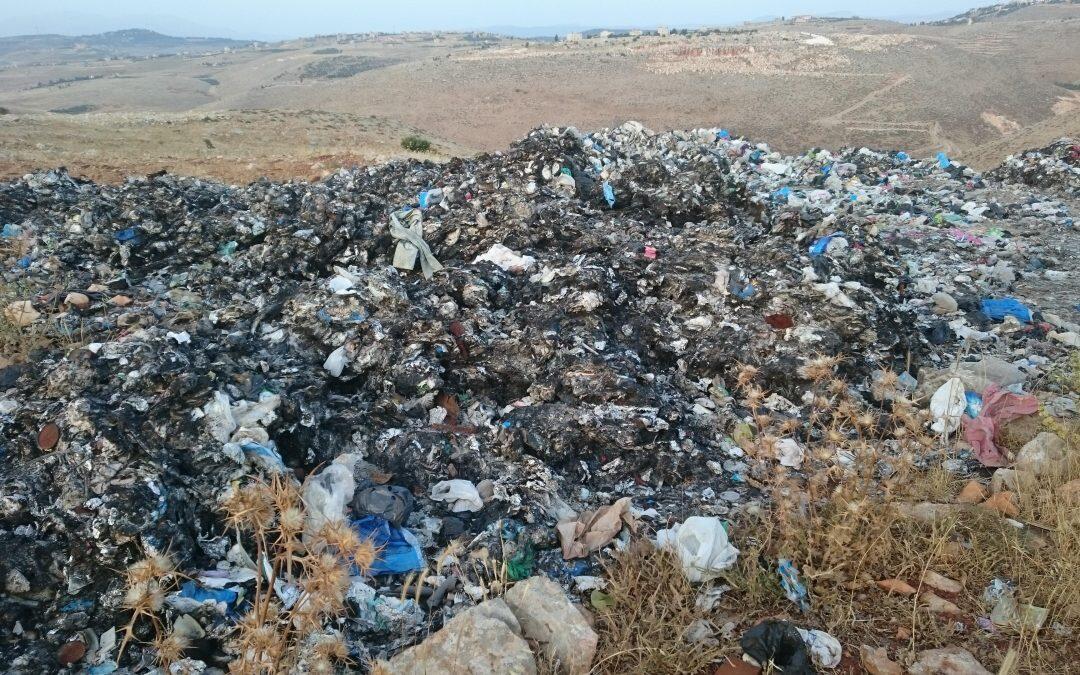 أنيرا اطلقت وبلدية مجدل عنجر مشروع تطوير إدارة النفايات الصلبة في البلدة
