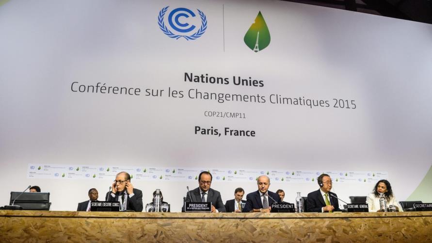 """توافق أوروبي لتنفيذ """"إتفاقية باريس"""""""