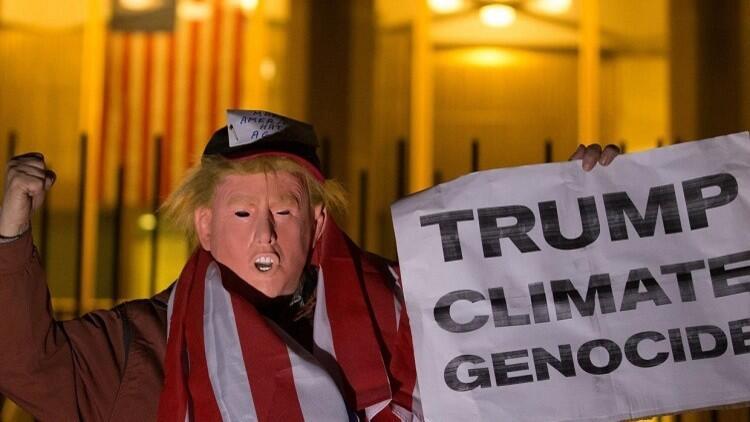 المجتمع الأميركي يطبّق مقررات إتفاق باريس..  فهل يُخضع ترامب ؟