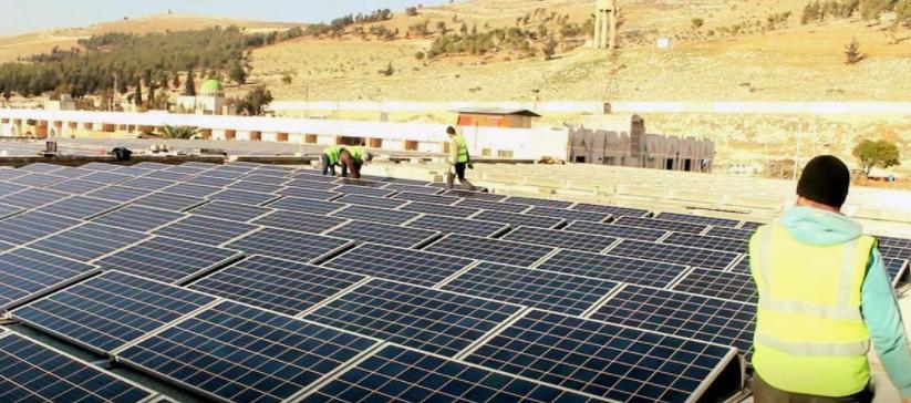 La Syrie ouvre son premier hôpital à énergie solaire