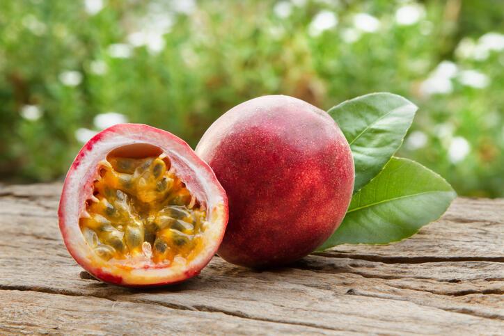 30 nombres de frutas tropicales raras - Frutas tropicales y exoticas ...