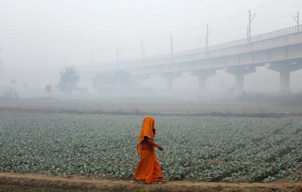الضباب الدخاني يخنق نيودلهي مع فشل إجراءات الطوارئ