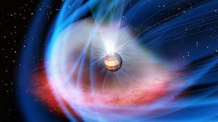 حقول القوة  الخفية تحيط بكواكب النظام الشمسي - GreenArea.me
