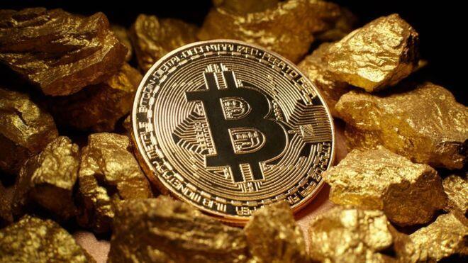 Bitcoin dépasse la valeur de 5000 £